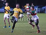 Duleek / Bellewstown Kevin Smith  St. Marys Carl Dempsey. Photo:Colin Bell/pressphotos.ie