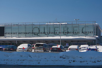 The Aeroport International Jean-Lesage International Airport is pictured February 25, 2009 in Quebec City.