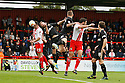 Peter Hartley of Stevenage heads the opening goal<br />  - Stevenage v Crawley Town - Sky Bet League 1 - Lamex Stadium, Stevenage - 26th October, 2013<br />  © Kevin Coleman 2013<br />  <br />  <br />  <br />  <br />  <br />  <br />  <br />  <br />  <br />  <br />  <br />  <br />  <br />  <br />  <br />  <br />  <br />  <br />  <br />  <br />  <br />  <br />  <br />  <br />  <br />  <br />  <br />  <br />  <br />  <br />  <br />  <br />  <br />  <br />  <br />  <br />  <br />  <br />  <br />  <br />  <br />  <br />  <br />  <br />  <br />  <br />  <br />  <br />  <br />  <br />  <br />  - Crewe Alexandra v Stevenage - Sky Bet League One - Alexandra Stadium, Gresty Road, Crewe - 22nd October 2013. <br /> © Kevin Coleman 2013