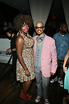 "MarieDriven and George Wilson Attend ""RokStarLifeStyle"" Celebrity Publicist MarieDriven Birthday Extravaganza Hosted by Jack Thriller & MTV Angelina Pivarnick Held at Chelsea Manor, NY"