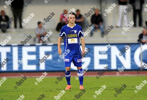2013-09-15 / Voetbal / seizoen 2013-2014 / KV Turnhout / Nick Marijnissen<br /><br />Foto: Mpics.be