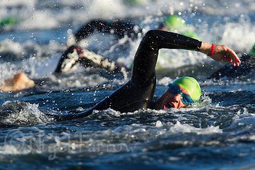 25 JUN 2011 - PONTEVEDRA, ESP - European Age Group Sprint Triathlon Championships (PHOTO (C) NIGEL FARROW)