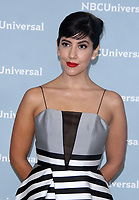 NEW YORK, NY - MAY 14: Stephanie Beatriz at the 2018 NBCUniversal Upfront at Rockefeller Center in New York City on May 14, 2018.  <br /> CAP/MPI/RW<br /> &copy;RW/MPI/Capital Pictures