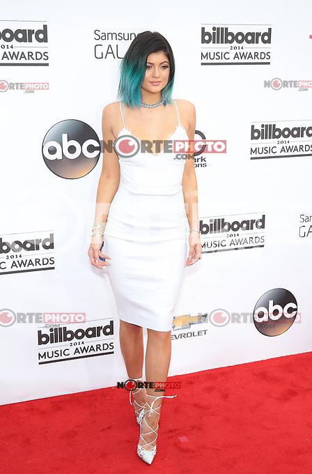 LAS VEGAS, NV - May 18 : Kylie Jenner pictured at 2014 Billboard Music Awards at MGM Grand in Las Vegas, NV on May 18, 2014. ©EK/Starlitepics
