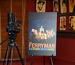 """Atmosphere at the Meet the Broadway cast of """"The Ferryman"""" during the press photo call on October 4, 2018 at Sardi's in New York City."""
