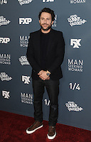 www.acepixs.com<br /> <br /> January 3 2017, LA<br /> <br /> Charlie Day arriving at the premiere of FXX's 'It's Always Sunny In Philadelphia' Season 12 and 'Man Seeking Woman' Season 3 at the Fox Bruin Theatre on January 3, 2017 in Los Angeles, California. <br /> <br /> By Line: Peter West/ACE Pictures<br /> <br /> <br /> ACE Pictures Inc<br /> Tel: 6467670430<br /> Email: info@acepixs.com<br /> www.acepixs.com