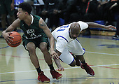 West Bloomfield at Southfield Christian, Boys Varsity Basketball, 1/24 17