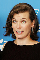 Venice, Italy - September 03:  Milla Jovovich attends the 'Cymbeline' photocall at Palazzo Del Cinema, during the 71st Venice Film Festival on September 03, 2014 in Venice, Italy. (Photo by Mark Cape/Inside)<br /> Venezia, Italy - September 03:  Milla Jovovich presente al photocall di 'Cymbeline' al Palazzo Del Cinema, durante del 71st Venice Film Festival. Settenbre 03, 2014 Venezia, Italia. (Photo by Mark Cape/Inside Foto)