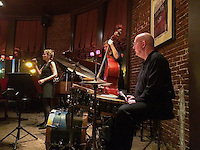 Live Jazz music at Wilf's nightclub in UNion Station in Portland Oregon