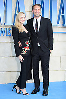 Amanda Seyfried &amp; husband Thomas Sadoski arriving for the &quot;Mama Mia! Here We Go Again&quot; world premiere at the Eventim Apollo, Hammersmith, London, UK. <br /> 16 July  2018<br /> Picture: Steve Vas/Featureflash/SilverHub 0208 004 5359 sales@silverhubmedia.com