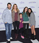 "Apatow Family attends the Paramount Pictures' L.A. Premiere of ""JUSTIN BIEBER: NEVER SAY NEVER."" held at The Nokia Theater Live in Los Angeles, California on February 08,2011                                                                               © 2010 DVS / Hollywood Press Agency"