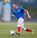 Tom Walsh, Rangers