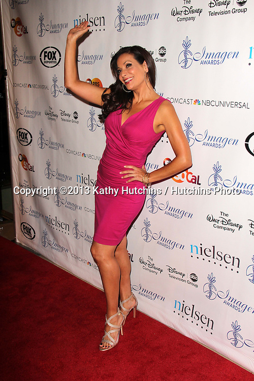 LOS ANGELES - AUG 16:  Constance Marie at the 28th Annual Imagen Awards at the Beverly Hilton Hotel on August 16, 2013 in Beverly Hills, CA