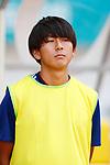 Taishi Matsumoto (JPN), <br /> AUGUST 19, 2018 - Football / Soccer : <br /> Men's Group D match <br /> between Japan 0-1 Vietnam <br /> at Wibawa Mukti Stadium <br /> during the 2018 Jakarta Palembang Asian Games <br /> in Cikarang, Indonesia. <br /> (Photo by Naoki Morita/AFLO SPORT)