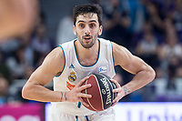 Real Madrid Facundo Campazzo  during Liga Endesa match between Real Madrid and San Pablo Burgos at Wizink Center in Madrid , Spain. March 04, 2018. (ALTERPHOTOS/Borja B.Hojas) /NortePhoto.com NORTEPHOTOMEXICO