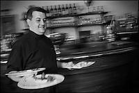 Europe/France/Pays de la Loire/44/Loire-Atlantique/Nantes: David Garrec chef du restaurant l'Océanide [Non destiné à un usage publicitaire - Not intended for an advertising use]