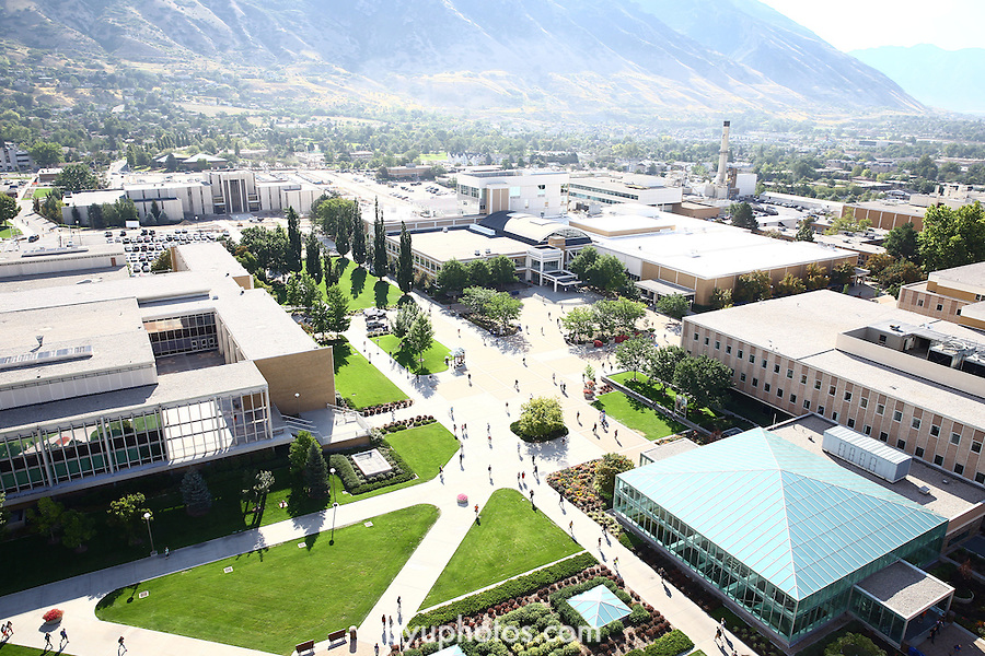 1309-22 2432<br /> <br /> 1309-22 BYU Campus Aerials<br /> <br /> Brigham Young University Campus, Provo, <br /> <br /> Wilkinson Student Center, WSC, Wilkinson Quad<br /> <br /> September 6, 2013<br /> <br /> Photo by Jaren Wilkey/BYU<br /> <br /> &copy; BYU PHOTO 2013<br /> All Rights Reserved<br /> photo@byu.edu  (801)422-7322