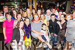 Sade Evens, Tralee celebrating her 40th birthday with family and friends at Gally's Bar on Saturday