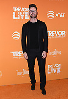 02 December 2018 - Beverly Hills, California - Kyle Krieger. 2018 TrevorLIVE Los Angeles held at The Beverly Hilton Hotel. <br /> CAP/ADM/BT<br /> &copy;BT/ADM/Capital Pictures
