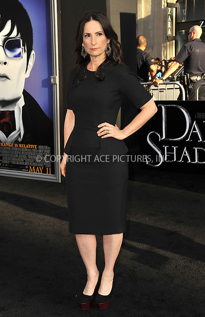 WWW.ACEPIXS.COM . . . . .  ....May 7 2012, LA....Rona Pfeiffer arriving at the premiere of 'Dark Shadows' at Grauman's Chinese Theatre on May 7, 2012 in Hollywood, California.....Please byline: PETER WEST - ACE PICTURES.... *** ***..Ace Pictures, Inc:  ..Philip Vaughan (212) 243-8787 or (646) 769 0430..e-mail: info@acepixs.com..web: http://www.acepixs.com