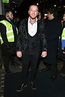 Jamie O'Hara arriving for James Ingham's Jog on to Cancer 2018 at Cafe de Paris, London, UK. <br /> 04 April  2018<br /> Picture: Steve Vas/Featureflash/SilverHub 0208 004 5359 sales@silverhubmedia.com