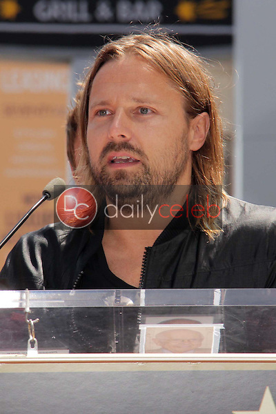 "Max Martin<br /> at the ""Backstreet Boys"" Star on the Walk of Fame, Hollywood, CA 04-22-13<br /> David Edwards/Dailyceleb.com 818-249-4998"