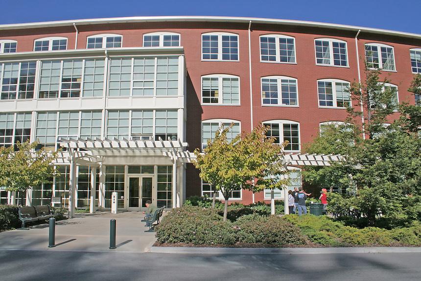 Letterman Digital Arts Center, Presidio, San Francisco California