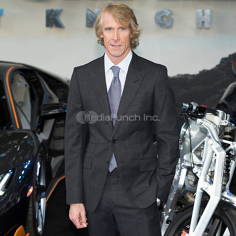 Michael Bay attends the Global Premiere of TRANSFORMERS: The last Knight. London, UK. 18/06/2017 | usage worldwide /MediaPunch ***FOR USA ONLY***