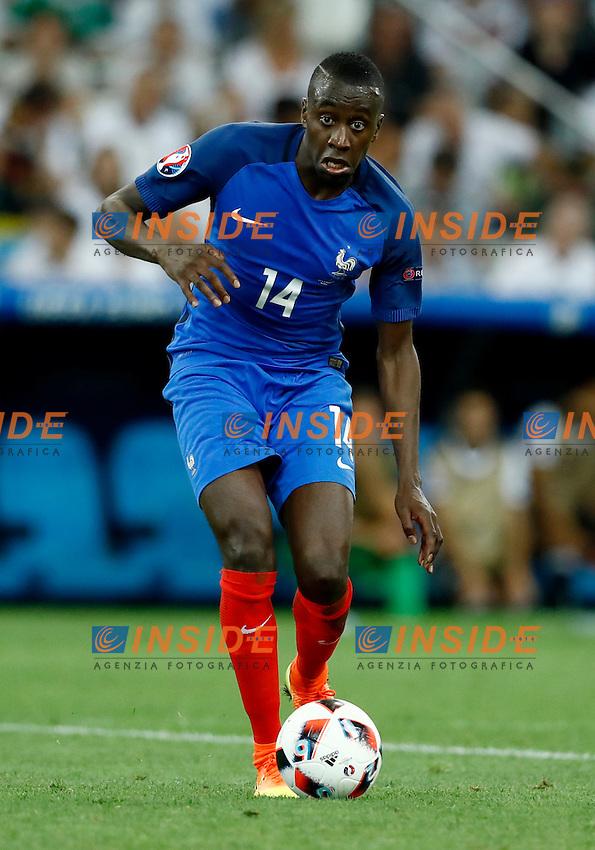 Blaise Matuidi (France) <br /> Marseille 07-07-2016 Stade Velodrome Football Euro2016 Germany - France / Germania - Francia Semi-finals / Semifinali <br /> Foto Matteo Ciambelli / Insidefoto