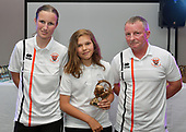 2018-06-01 BFC Girls presentation night  2018