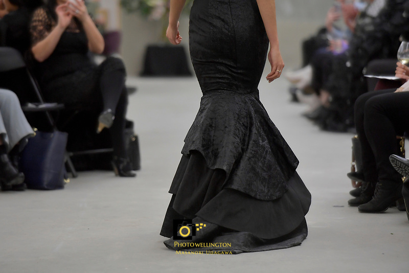 Project Fashion Gala at The Public Trust Building, Wellington, New Zealand on Friday 28 July 2017.<br /> Photo by Masanori Udagawa. <br /> www.photowellington.photoshelter.com