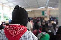 Primer día de la Escuelita Zapatista