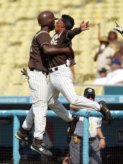 LA City Baseball Cahmpionships @ Dodger Stadium