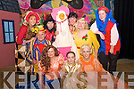"Preparing for this years panto in Rathmore, ""Mother Goose"" on Saturday night were Carmel O'Keeffe, Leanne O'Riordan, Sinead Murphy, Lisa Long, Dan O'Donoghue, Brian Hickey, Ashley Crowley, Brian Kelly, Arthur Moynihan and Karina Cronin...."
