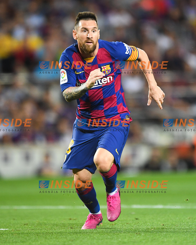 Lionel Messi<br /> 21/01/2016 <br /> Barcelona - Villarreal <br /> Calcio La Liga 2019/2020 <br /> Photo Paco Largo Panoramic/insidefoto <br /> ITALY ONLY
