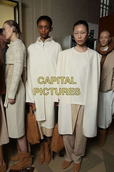 NEHERA<br /> Paris Fashion Week Fall Winter 2016<br /> Paris, France, March 01, 2016.<br /> CAP/GOL<br /> &copy;GOL/Capital Pictures