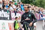 29.07.2017, Heinz-Dettmer-Stadion, Lohne, GER, FSP, SV Werder Bremen vs West Ham United<br /> <br /> im Bild<br /> Alexander Nouri (Trainer SV Werder Bremen), <br /> <br /> Foto &copy; nordphoto / Ewert