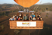 20140316 March 16 Hot Air Balloon Gold Coast
