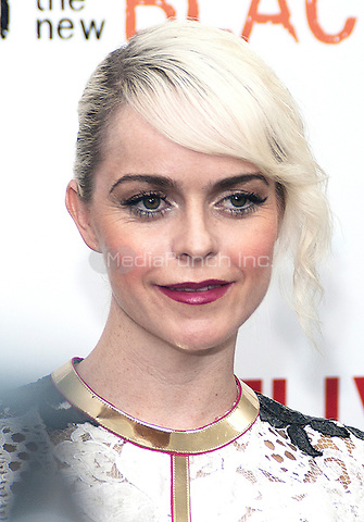 NEW YORK, NEW YORK - MAY 15, 2014:  Actress Taryn Manning of 'Orange is the New Black' attends the Season 2 Premiere of 'Orange is the New Black' hosted by Netflix at The Ziegfeld Theater in New York, New York on Thursday May 15, 2014. Photo credit:RTNHargrove/MediaPunch