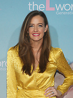 """2 December 2019 - Los Angeles, California - Stephanie Allynne. Premiere Of Showtime's """"The L Word: Generation Q"""" held at Regal LA Live. Photo Credit: FS/AdMedia /MediaPunch"""