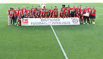 Deutscher Meister 2020, FC Bayern Muenchen <br />Wolfsburg, 27.06.2020: nph00001: , Fussball Bundesliga, VfL Wolfsburg - FC Bayern Muenchen 0:4<br />Foto: Tim Groothuis/Witters/Pool//via nordphoto<br /> DFL REGULATIONS PROHIBIT ANY USE OF PHOTOGRAPHS AS IMAGE SEQUENCES AND OR QUASI VIDEO<br />EDITORIAL USE ONLY<br />NATIONAL AND INTERNATIONAL NEWS AGENCIES OUT