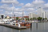 Helsinki-Il porto.