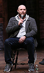 "Gregory Treco during the ""Hamilton"" eduHAM Student Matinee Q & A  at the Richard Rodgers Theatre on February 13, 2019 in New York City."