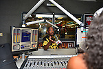 MIRAMAR, FL - JUNE 17: (EXCLUSIVE COVERAGE) Rapper Ma$e seat down for a interview with K. Foxx at 103.5 The Beat radio station on Tuesday June 17, 2014 in Miramar, Florida. (Photo by Johnny Louis/jlnphotography.com)