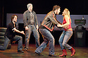 Footloose with Lorna Want,Johnny Shenrell. Opens at the Novello Theatre on 18/4/06. CREDIT Geraint Lewis