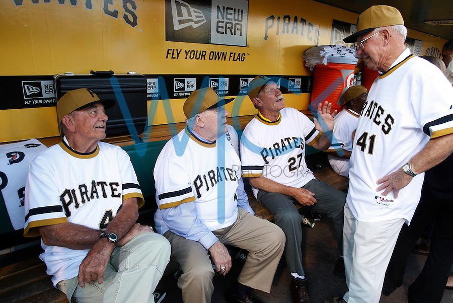 1971 Pittsburgh Pirates World Series Reunion