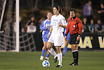 05 December 2008: North Carolina's Yael Averbuch. The University of North Carolina Tar Heels defeated the University of California Los Angeles Bruins 1-0 at WakeMed Soccer Park in Cary, NC in an NCAA Division I Women's College Cup semifinal game.