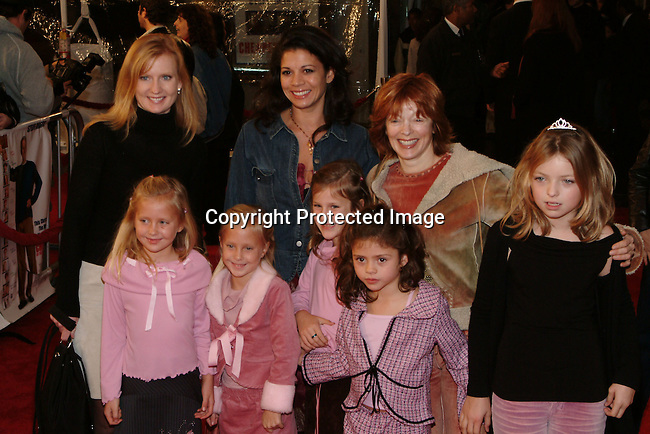 Frances Fisher &amp; Family<br />