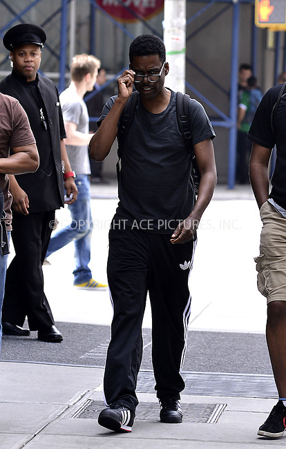 WWW.ACEPIXS.COM<br /> <br /> July 2 2013, New York City<br /> <br /> Actor Chris Rock out in Soho on July 2 2013 in New York City<br /> <br /> By Line: Curtis Means/ACE Pictures<br /> <br /> <br /> ACE Pictures, Inc.<br /> tel: 646 769 0430<br /> Email: info@acepixs.com<br /> www.acepixs.com