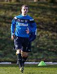8.3.2018: Rangers training:<br /> Andy Halliday